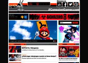 conexiongamer.com