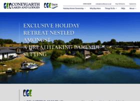 coneygarthlakesandlodges.co.uk