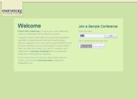 conf.eserver.org