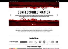 confeccionesmayton.com