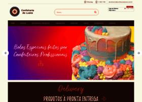 confeitariadaluana.com.br