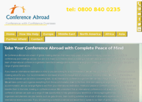conference-abroad.com