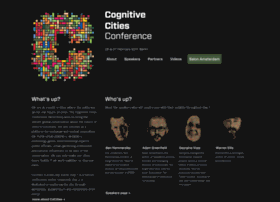 conference.cognitivecities.com