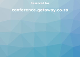 conference.getaway.co.za