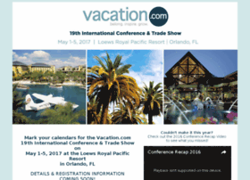 conference.joinvacation.com
