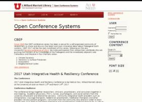 conference.tools.lib.utah.edu