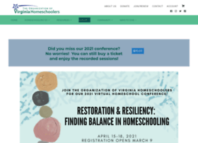 conference.vahomeschoolers.org