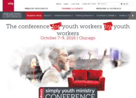 conference.youthministry.com
