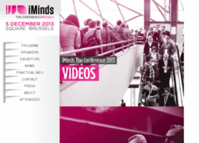 conference2013.iminds.be