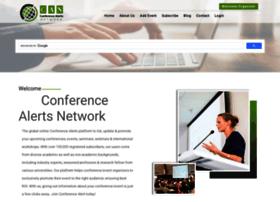 conferencealerts.net