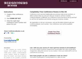 Conferencebuster.co.uk