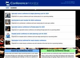 conferencemonitor.com.au