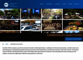 conferences.aju.edu