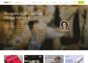 conferences.service-design-network.org