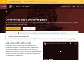 conferences.trinity.edu