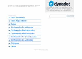conferenciasdelhumor.com