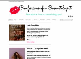 confessionsofacosmetologist.com