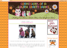 confessionsofacouplecraftyladies.blogspot.com