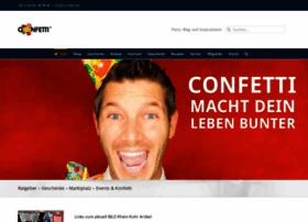 confetti.de