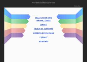 confettitalkshow.com