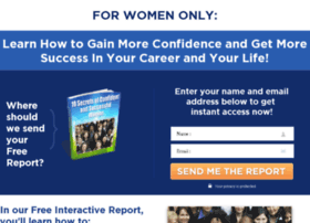 confidenceforwomenprofessionals.com