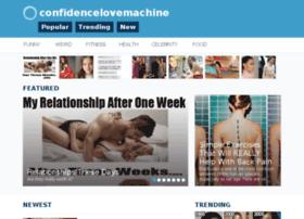 confidencelovemachine.com
