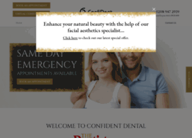 confident-dental.com