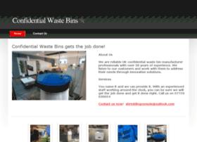 confidentialwaste-bins.co.uk