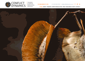 conflictdynamics.co.za