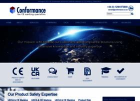 conformance.co.uk