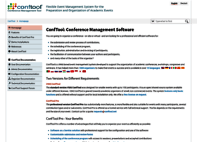 conftool.net