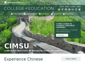 confucius.msu.edu