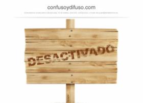 confusoydifuso.com