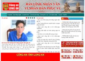 conganlongan.gov.vn