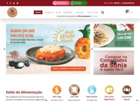 congeladosdasonia.com.br