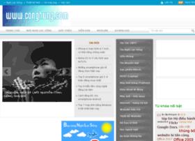 conghung.com