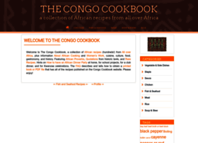 congocookbook.com