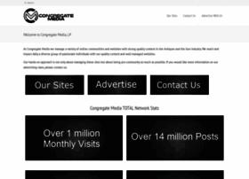 congregatemedia.com