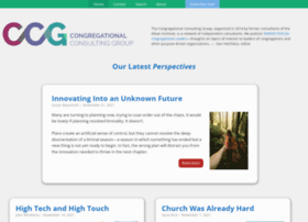 congregationalconsulting.org