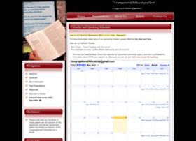 congregationalfellowship.org