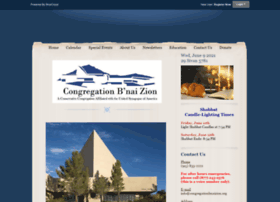 congregationbnaizion.shulcloud.com