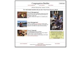 congregationbuilder.com