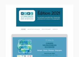 congres-des-sciences.be