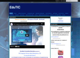 congresoedutic.com