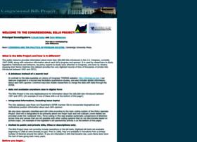 congressionalbills.org