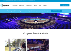 congressrental.com.au