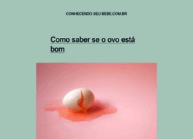 conhecendoseubebe.com.br