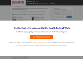 coniferhealth.corporateperks.com