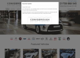 conisbroughmotorcompany.co.uk