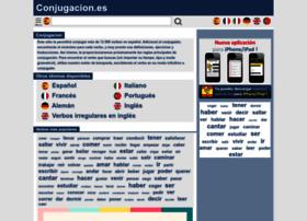 conjugacion.es